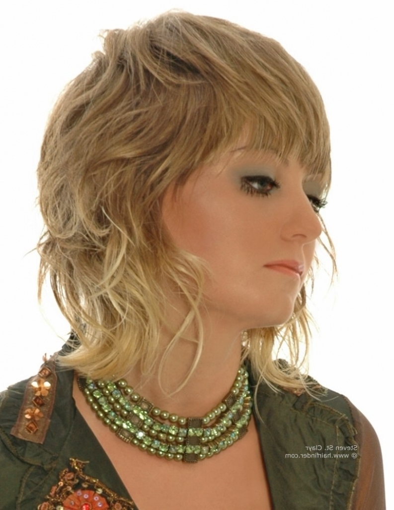 Long Curly Shaggy Hairstyles Shag Hairstyle For Naturally Wavy For Best And Newest Shaggy Hairstyles For Curly Hair (View 6 of 15)