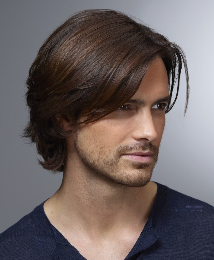 Long Hairstyles : Creative Men's Long Shaggy Hairstyles To Make With Favorite Men's Shaggy Hairstyles (View 11 of 15)