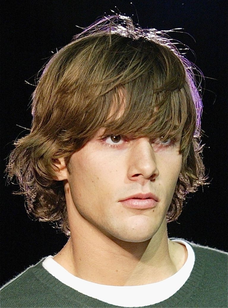 15 Best Collection of Long Shaggy Hairstyles For Guys