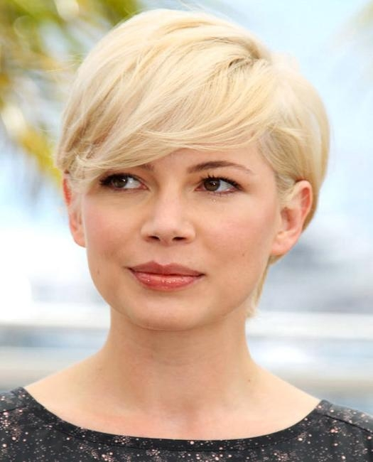 Long Pixie Haircut For Round Faces – Hairstyle Archives In Most Recent Round Face Pixie Haircuts (View 9 of 20)