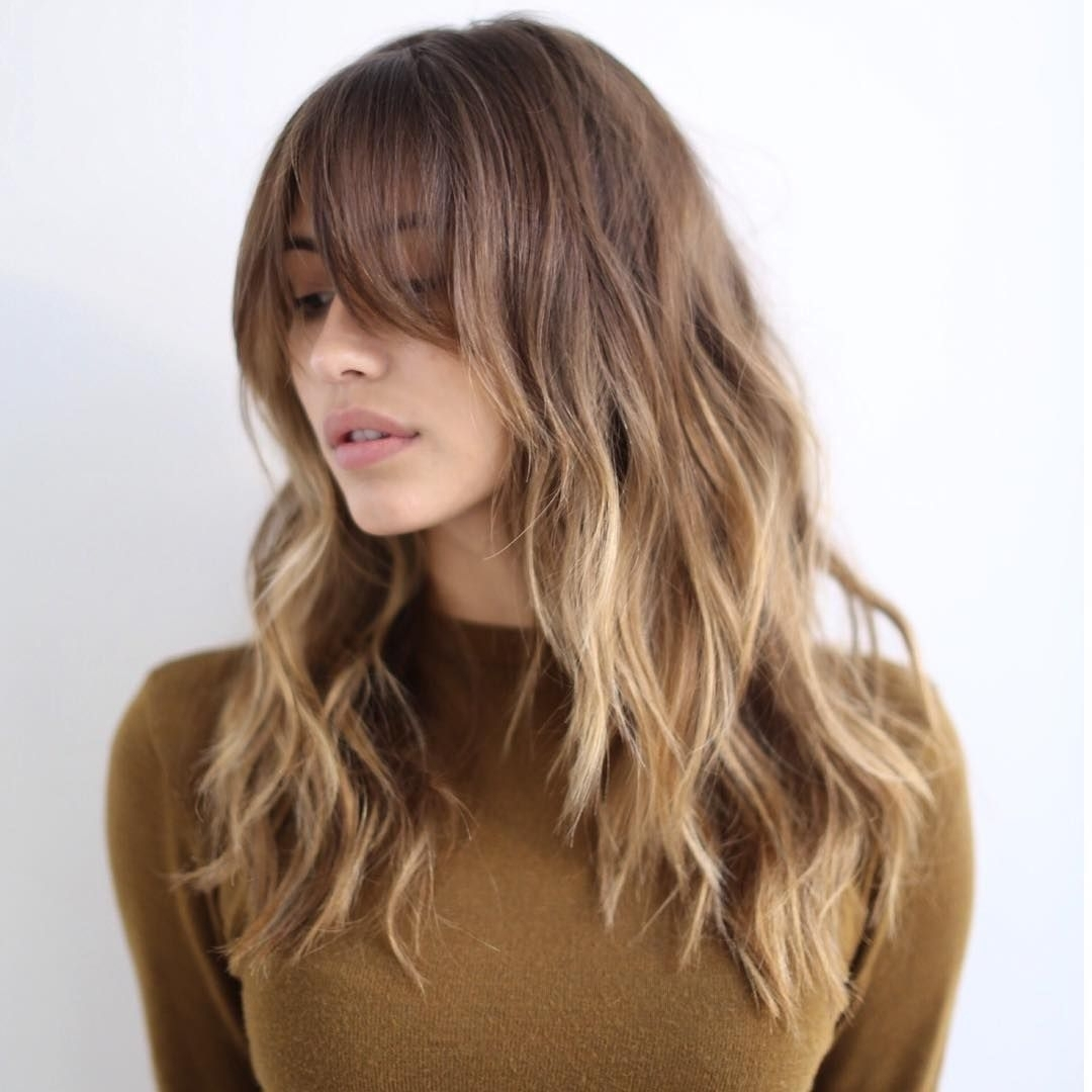Long Shaggy Layered Haircuts 1000+ Ideas About Long Shag Haircut Pertaining To Newest Shaggy Layered Hairstyles For Long Hair (View 8 of 15)