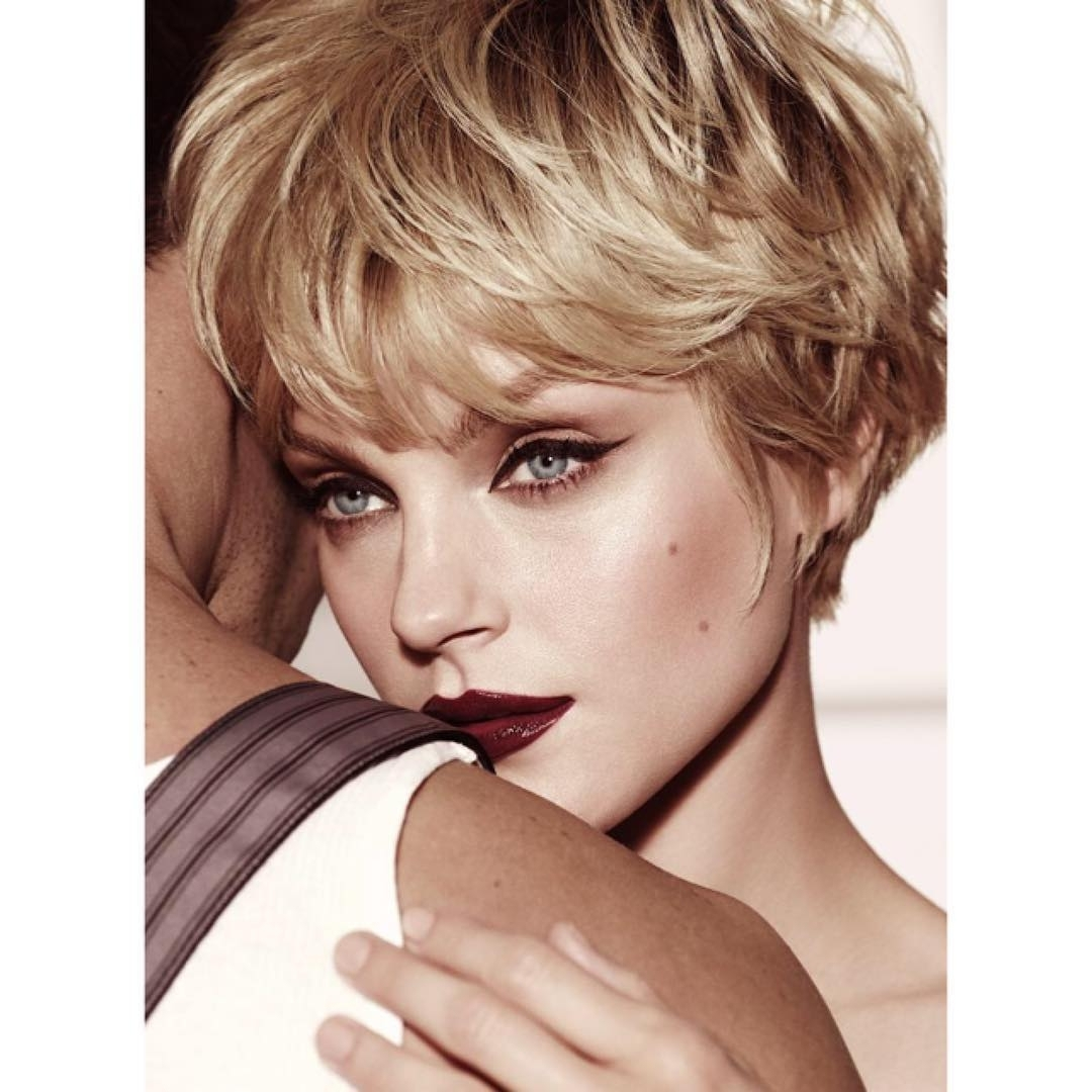 Photo Gallery Of Shaggy Pixie Hairstyles Viewing 15 Of 15 Photos
