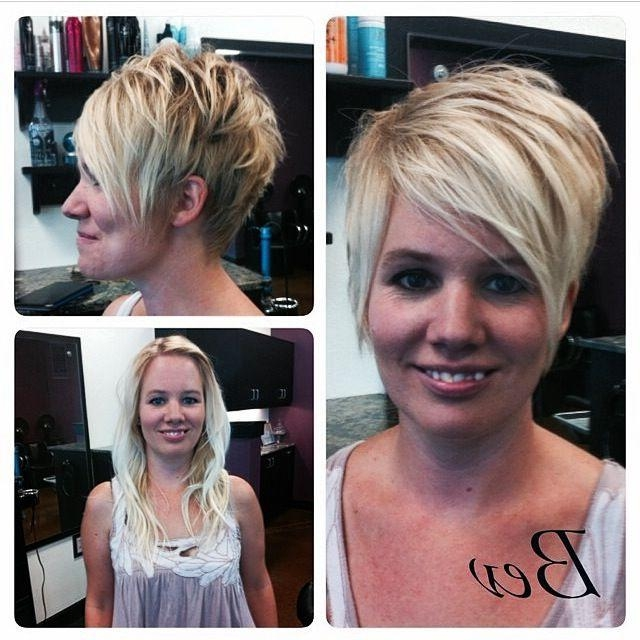 Lounges For Current Short Sassy Pixie Haircuts (View 15 of 20)