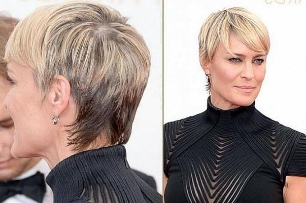 Medium Hair Styles Ideas Inside Fashionable Short Pixie Haircuts For Older Women (View 10 of 20)