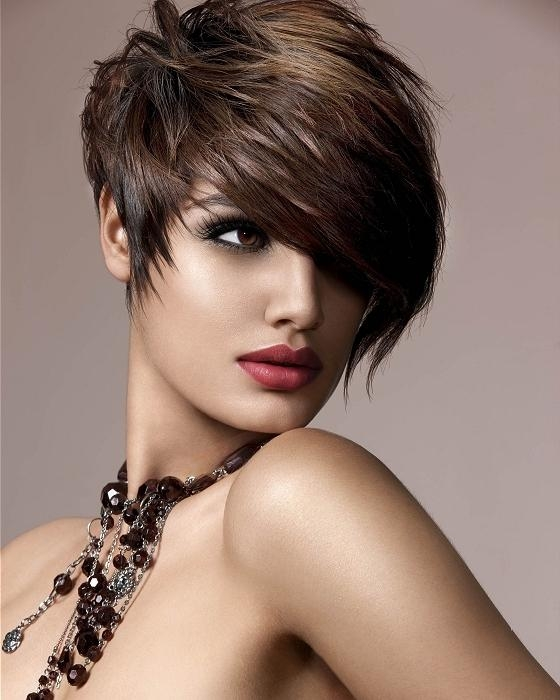 Medium Hairstyles,medium Hair Styles,medium Hairstyles: Trendy Regarding Famous Medium Short Pixie Haircuts (View 9 of 20)