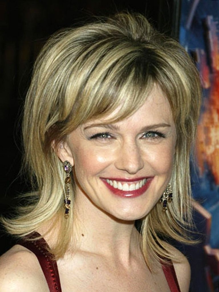 Featured Photo of Shaggy Hairstyles For Over