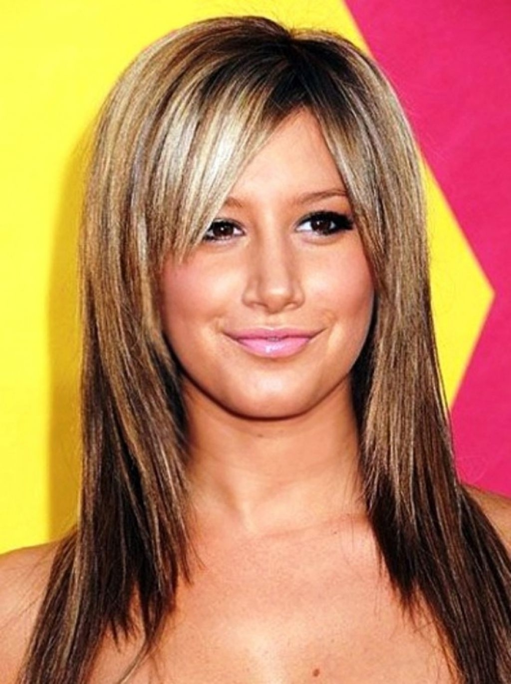 Medium To Long Hairstyle For Fine Hair Shag Hairstyles Medium Within Well Liked Long Shaggy Hairstyles For Thin Hair (View 7 of 15)