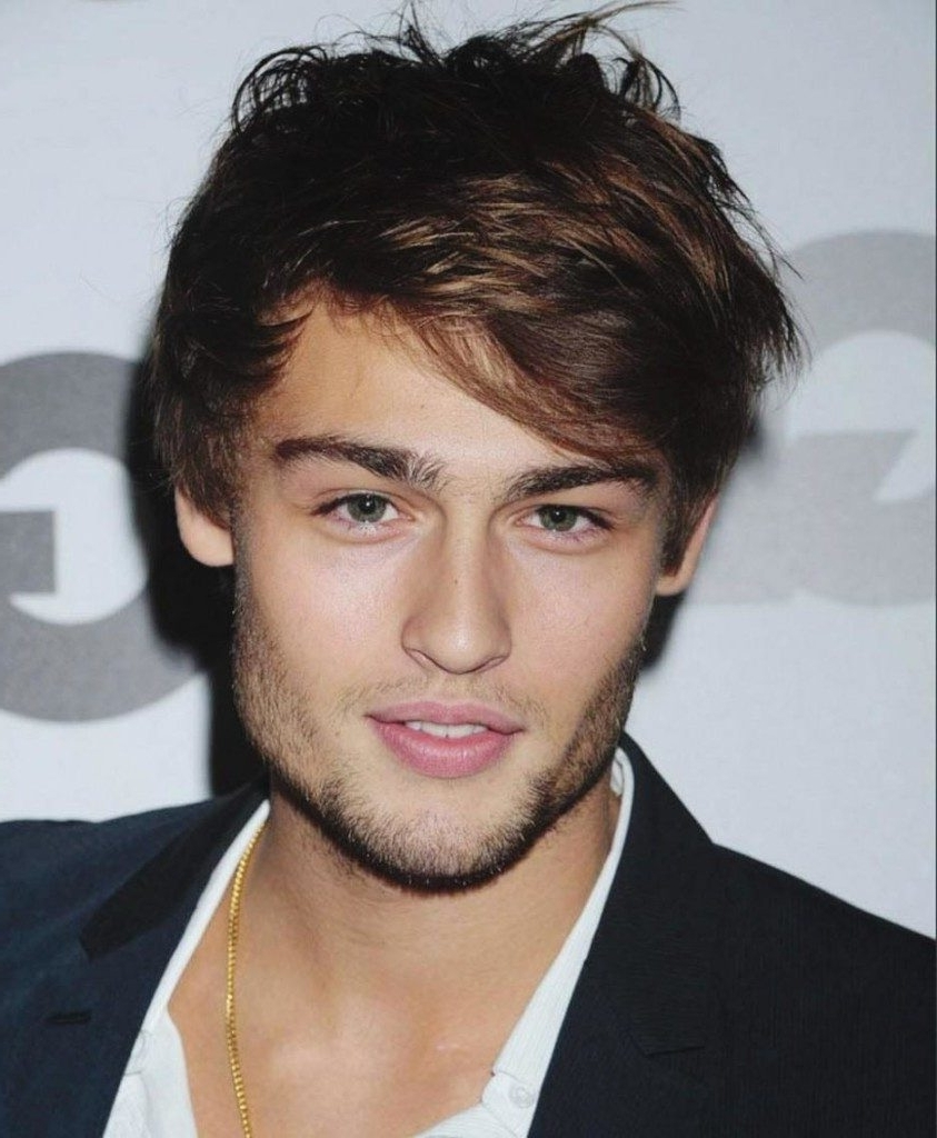 Men Hairstyle : Hair Style For Men Cute Shaggy Hairstyles Teen With Regard To Famous Men's Shaggy Hairstyles (View 8 of 15)