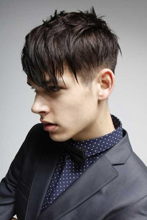 Mens Hairstyles (View 9 of 20)