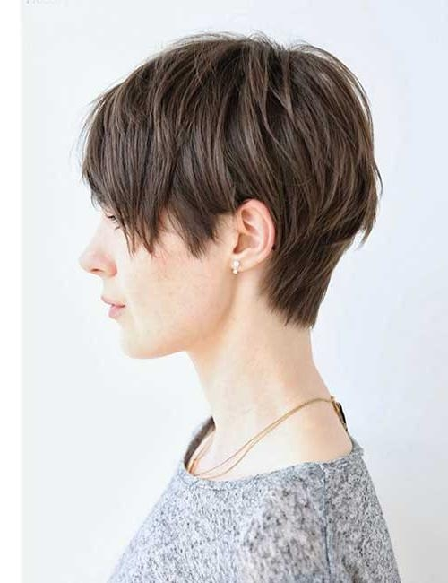 Most Current Chic Pixie Haircuts With Regard To 20 Chic Pixie Hairstyles For Short Hair – Pretty Designs (View 4 of 20)
