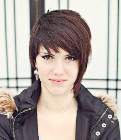 Most Current Edgy Pixie Haircuts Throughout 10 Edgy Pixie Cuts (View 11 of 20)