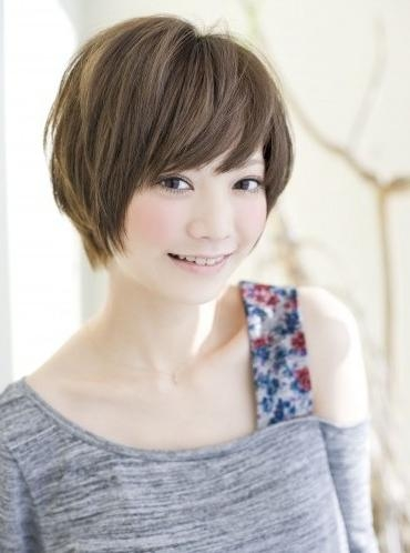 Most Current Japanese Pixie Haircuts Within Japanese Hairstyles Gallery – Hairstyles Weekly (View 9 of 20)