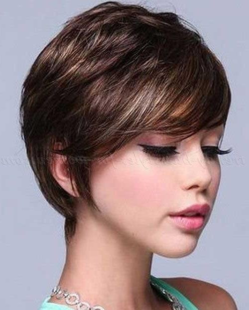 2020 Popular Medium Length Pixie Haircuts