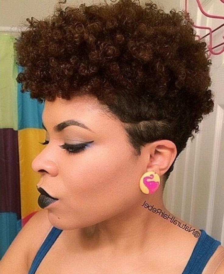Most Current Pixie Haircuts For Black Girl Throughout 12 Fabulous Short Hairstyles For Black Women (View 13 of 20)