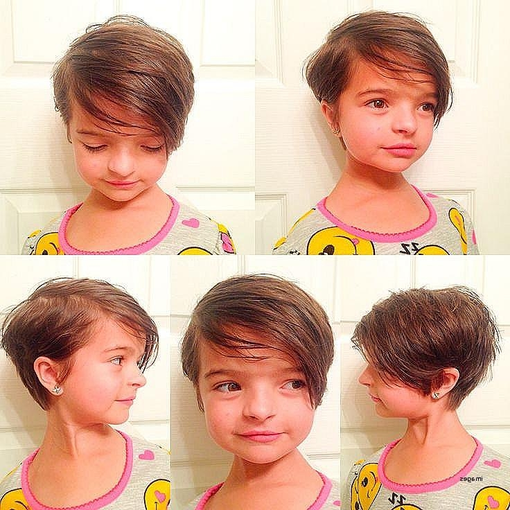 Most Current Pixie Haircuts For Little Girl Intended For Short Hairstyles Kid Girl Short Hairstyles Fresh Little Girl S (View 11 of 20)