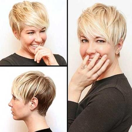 Most In Best And Newest Medium Short Pixie Haircuts (View 12 of 20)