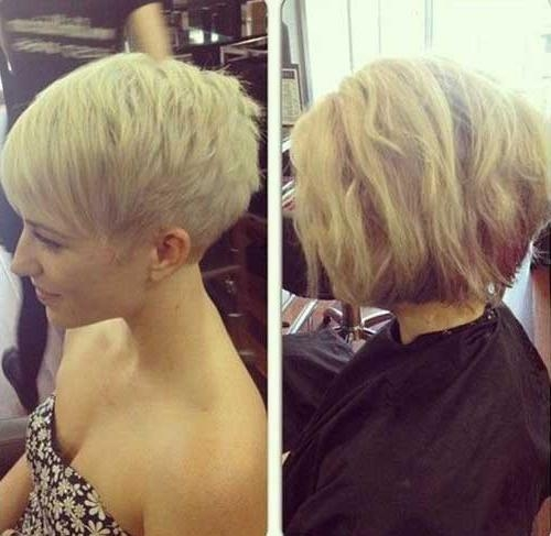 Most In Most Current Pixie Haircuts With Glasses (View 9 of 20)