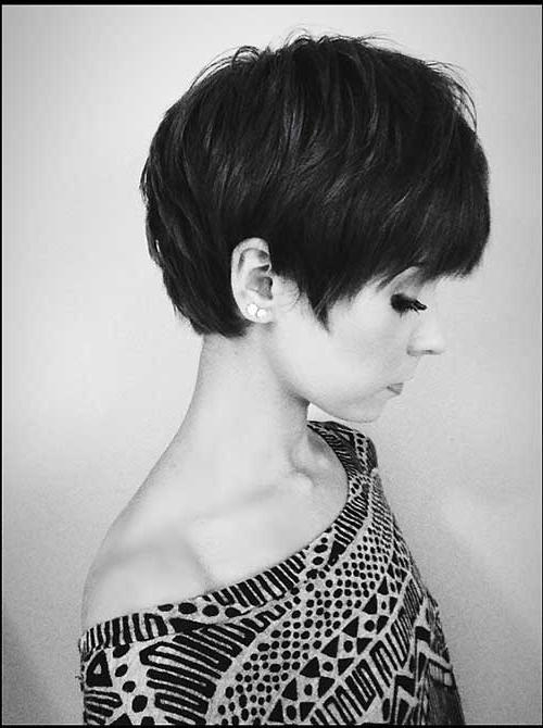 Most Inside Fashionable Pixie Haircuts For Girls (View 11 of 20)