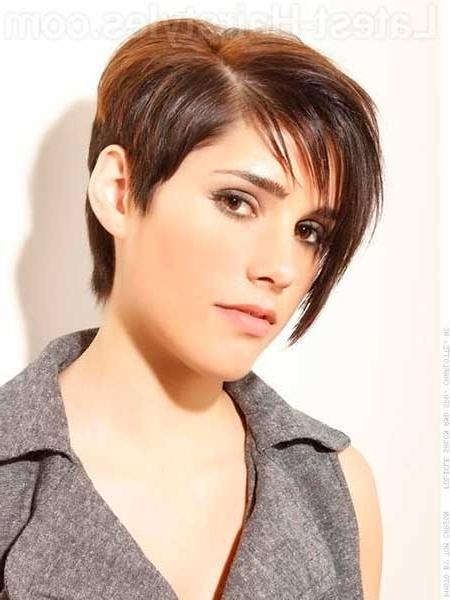 Most Intended For Most Popular Pixie Haircuts With Long Sides (View 10 of 20)
