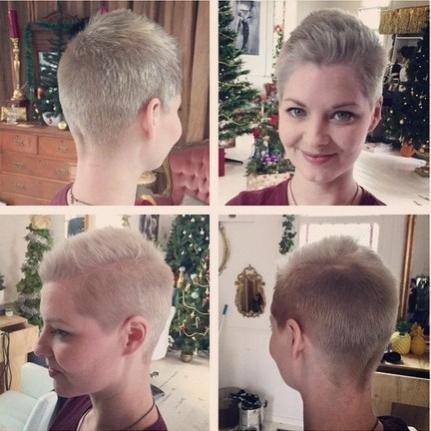 Most Popular Extremely Short Pixie Haircuts In 40 Pretty Short Haircuts For Women: Short Hair Styles (View 9 of 20)