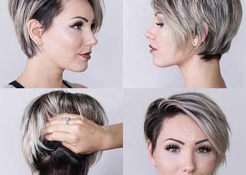 Most Popular In Trendy Short Pixie Haircuts For Women (View 13 of 20)