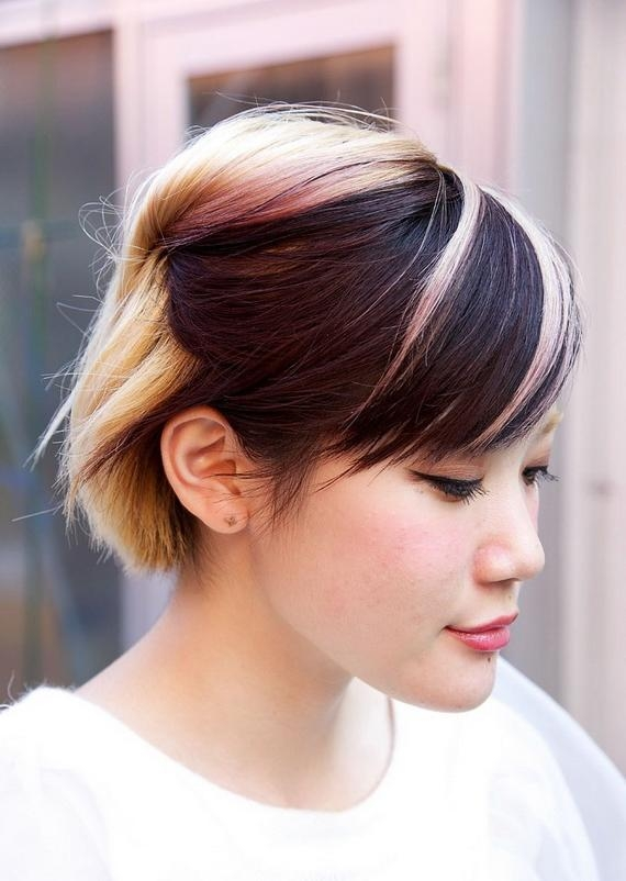 Most Popular Japanese Pixie Haircuts For Japanese Hairstyles For Women (View 10 of 20)
