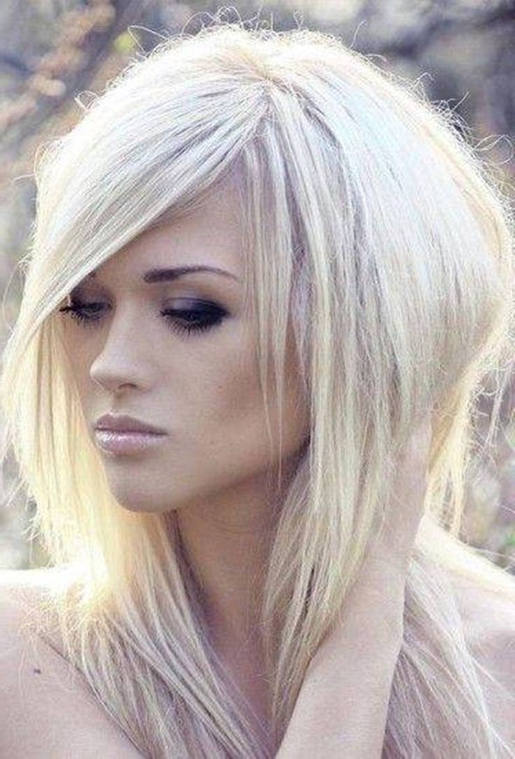 Featured Photo of Long Shaggy Hairstyles For Thin Hair