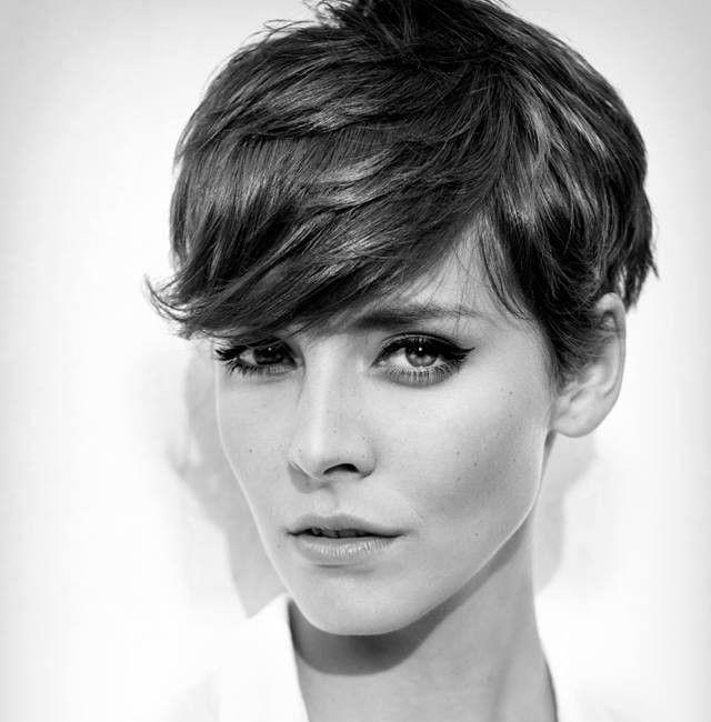 Most Popular Pixie Haircuts For Heart Shaped Faces Inside Pixie Haircuts For Your Face Shape (View 5 of 20)