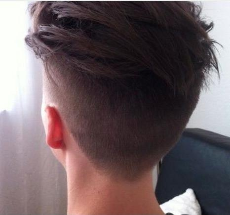 Most Popular Pixie Haircuts For Men Throughout 19 Best Undercuts Images On Pinterest (View 10 of 20)