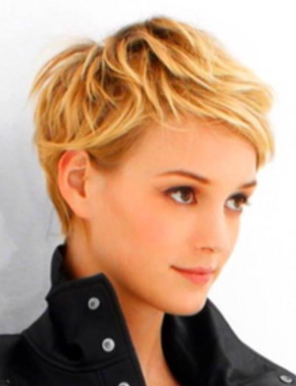 Most Popular Round Face Pixie Haircuts Throughout Pixie Haircut For Round Face (View 11 of 20)