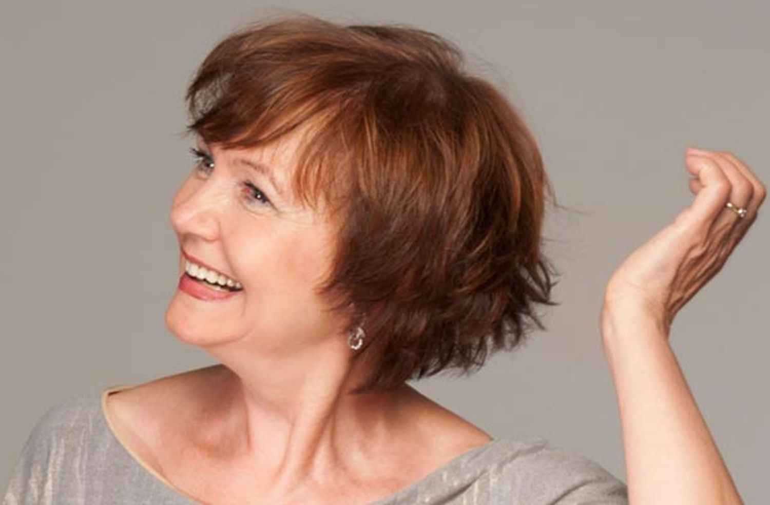 15 Inspirations Of Shaggy Hairstyles For Over 60