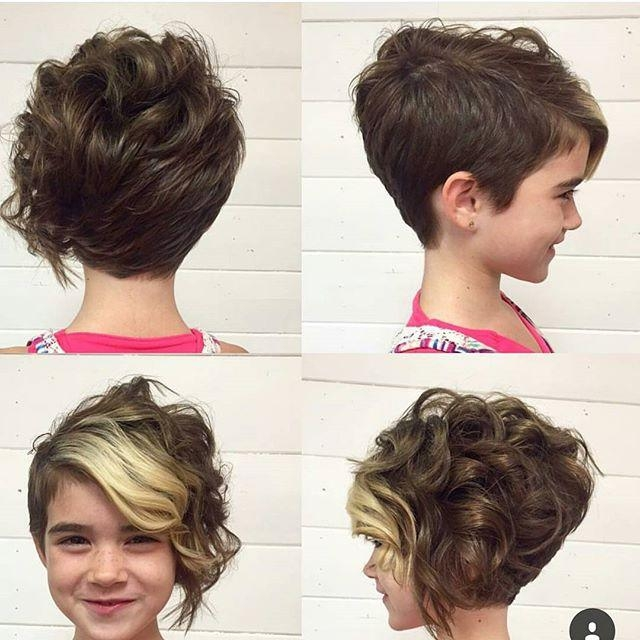 Most Popular Short Stacked Pixie Haircuts Regarding 20 Fabulous Long Pixie Haircuts – Nothing But Pixie Cuts! – Pretty (View 9 of 20)
