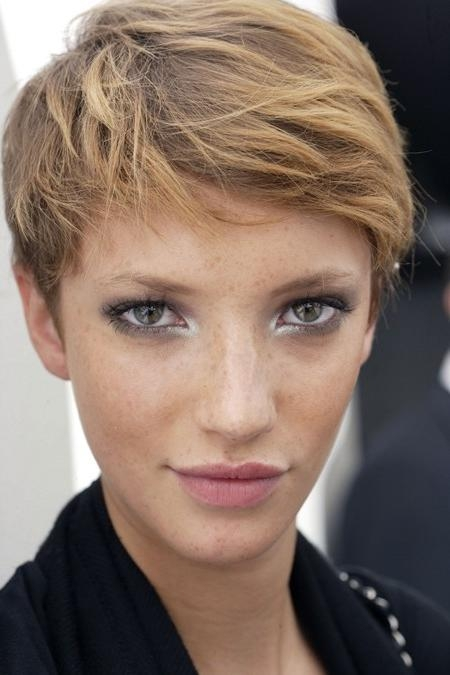 Most Recent Feathered Pixie Haircuts For 12 Best Short Haircuts For 2015 – Pretty Designs (View 14 of 20)