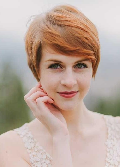 Most Recent Pixie Haircuts For Girls With Regard To 21 Stylish Pixie Haircuts: Short Hairstyles For Girls And Women (View 13 of 20)