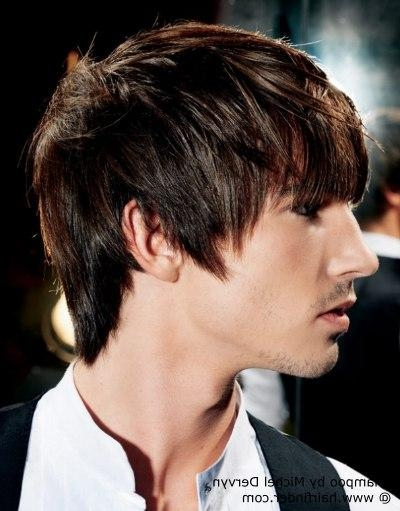 Most Recent Pixie Haircuts For Men Inside Men's Haircut Inspiredthe Pixie (View 1 of 20)