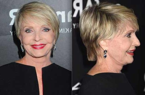 Most Recent Pixie Haircuts For Over 60 Pertaining To 20 Short Haircuts For Over (View 11 of 20)