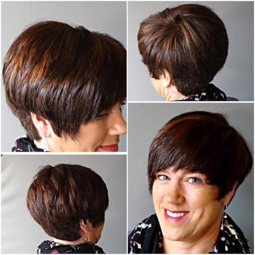 Most Recent Pixie Haircuts For Thick Coarse Hair Pertaining To 28 Cutest Pixie Cut Ideas Trending For  (View 9 of 20)