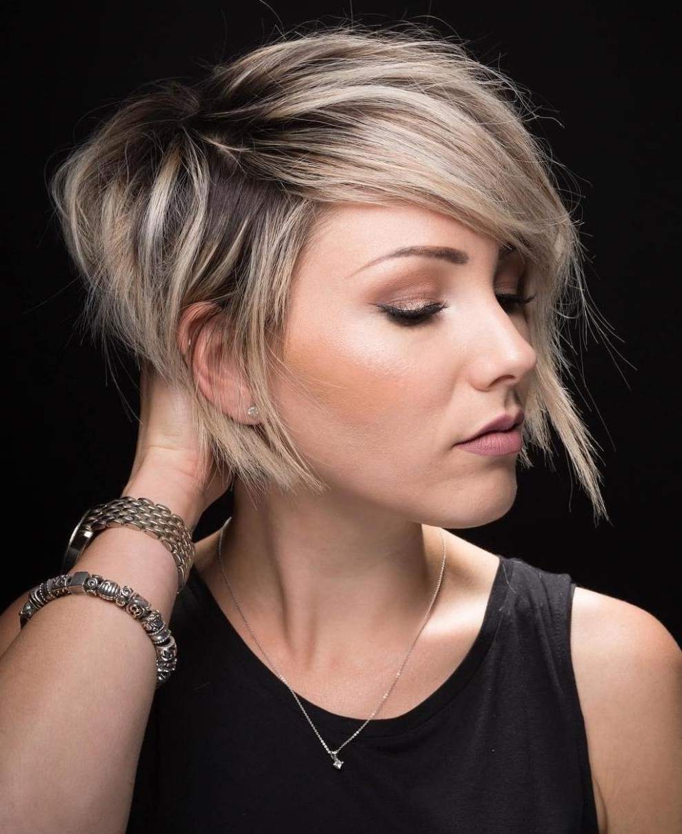 Most Recent Shaggy Crop Hairstyles In 20 Hairstyles That Will Make You Look 10 Years Younger (View 7 of 15)