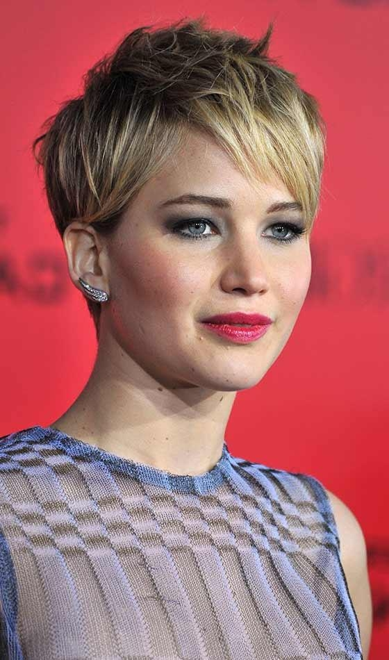 Photo Gallery Of Short Choppy Pixie Haircuts Viewing 15 Of 20 Photos