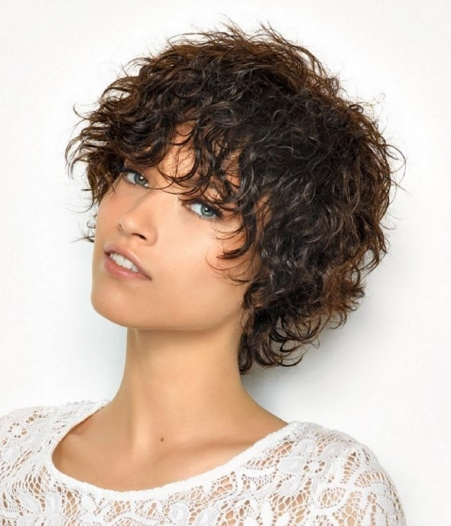 Most Recent Short Curly Shaggy Hairstyles With Regard To Short Curly Shaggy Hairstyles 10 Short Shaggy Hairstyles For Your (View 6 of 15)