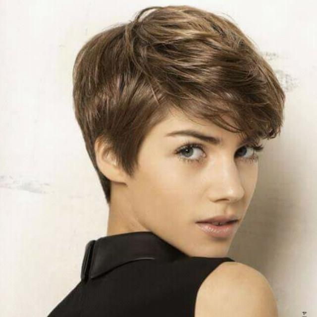 Most Recent Tousled Pixie Haircuts For 20 Gorgeous Short Pixie Haircut With Bangs – Short Haircuts For (View 11 of 20)