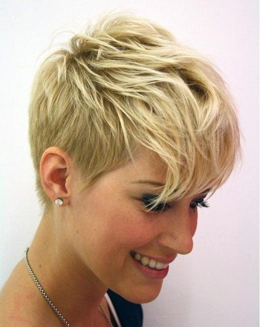 Most Recently Released Layered Pixie Haircuts With Short Layered Pixie Haircuts For Women (View 16 of 20)