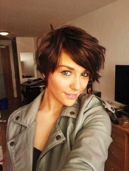 Most Recently Released Modern Pixie Haircuts Regarding 15 Modern Pixie Haircuts (View 12 of 20)