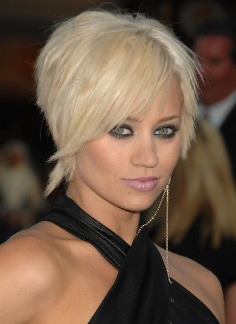 Most Recently Released Pixie Haircuts With Long Side Swept Bangs Intended For Pixie Haircuts With Side Swept Bangs – Popular Haircuts (View 2 of 20)
