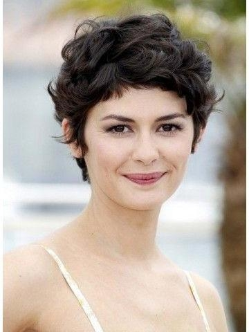 Most Recently Released Thick Hair Pixie Haircuts Throughout Best 25+ Thick Pixie Cut Ideas On Pinterest (View 14 of 20)