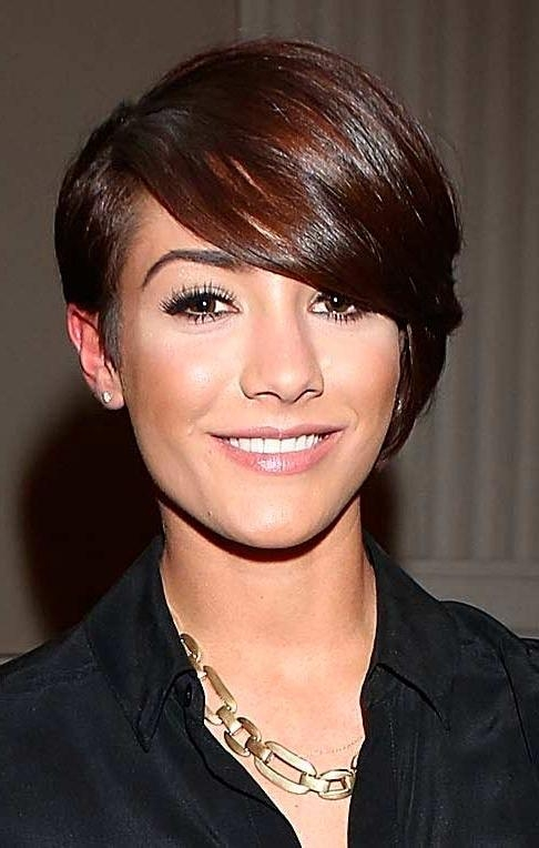 Most Recently Released Unique Pixie Haircuts Regarding Stylish And Unique Pixie Haircuts For Women – Beautyfrizz (View 2 of 20)
