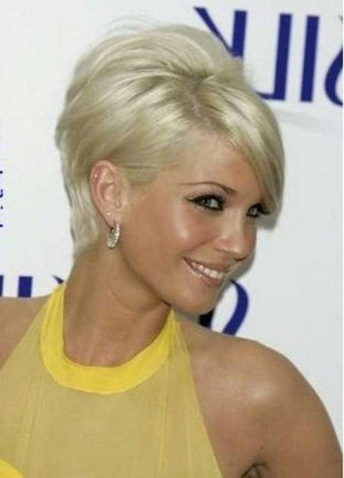 Most Throughout Well Liked Pixie Haircuts For Women Over  (View 9 of 20)