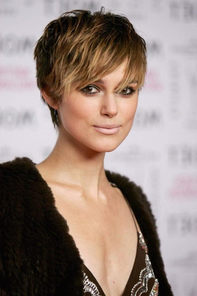 Most Up To Date Pixie Haircuts For Square Face Within Pixie Haircuts For Every Face Shape (View 3 of 20)
