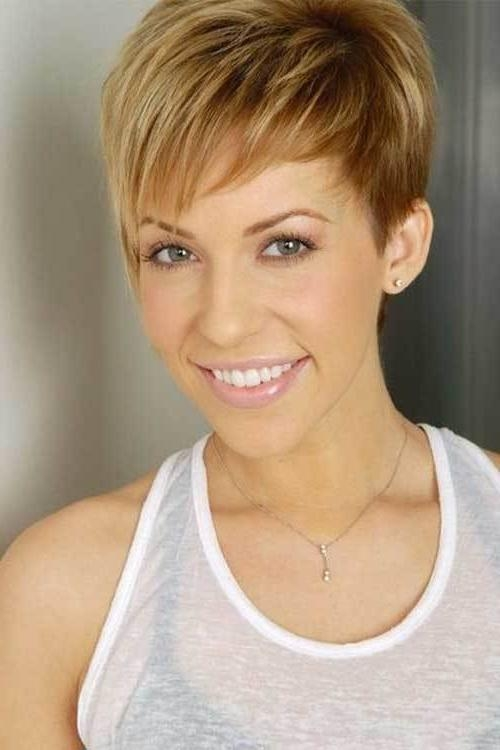 Most Up To Date Pixie Haircuts With Bangs For Pixie Haircuts – 30 Hottest, Cute Unique Pixie Haircuts For Women (View 13 of 20)