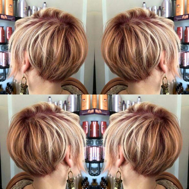 20 Best Ideas Of Pixie Haircuts With Stacked Back